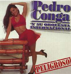 CD-Cover: Peligroso