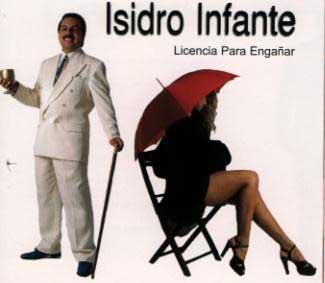 CD-Cover: Licencia para engañar