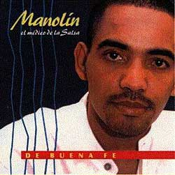 CD-Cover: De Buena Fe