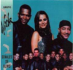 CD-Cover: Señales de humo