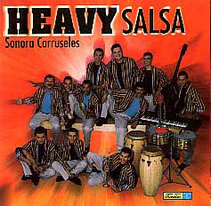 CD-Cover: Heavy Salsa