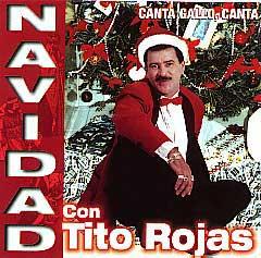 CD-Cover: Navidad con Tito Rojas