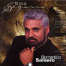 CD-Cover: Romantico Salsero