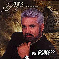 CD-Cover: Romantico Salsero