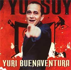 CD-Cover: Yo soy