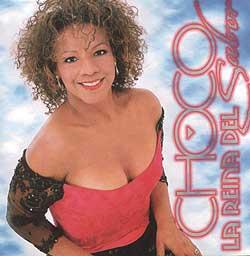 CD-Cover: La reina del sabor