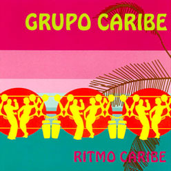 CD-Cover: Ritmo Caribe