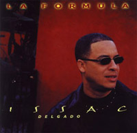 Issac Delgado - La Formula - Alternativ-Cover