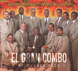 CD-Cover: Nuevo Milenio - El mismo sabor