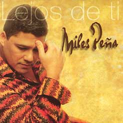 CD-Cover: Lejos de ti