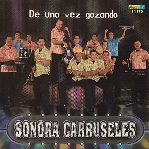 CD-Cover: De una vez gozando