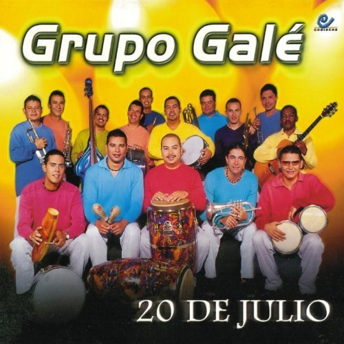 CD-Cover: 20 de Julio