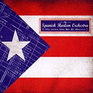 CD-Cover: Un gran dia en El Barrio