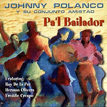 CD-Cover: Pa l bailador
