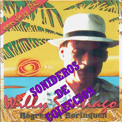 CD-Cover: Regreso a Borinquen