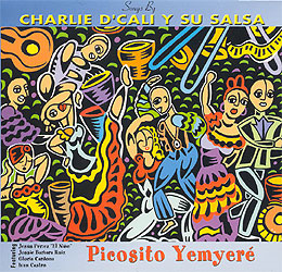 CD-Cover: Picosito Yemyeré