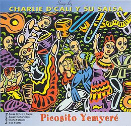 CD-Cover: Picosito Yemyeré