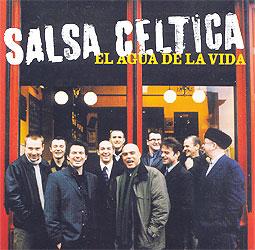 CD-Cover: El Agua De La Vida