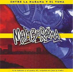 CD-Cover: Entre La Habana Y El Yuma