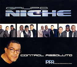 CD-Cover: Control Absoluto