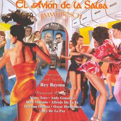 CD-Cover: El Avión De La Salsa