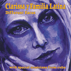 CD-Cover: Different Faces