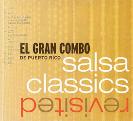 CD-Cover: Salsa Classics Revisited