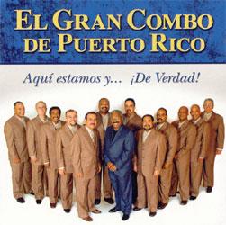CD-Cover: Aqui Estamos Y ... De Verdad