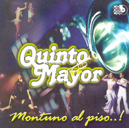 CD-Cover: Montuno Al Piso..!