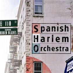 CD-Cover: Across 110th Street