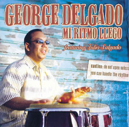 CD-Cover: Mi Ritmo Llego