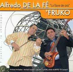 CD-Cover: La Llave De Oro