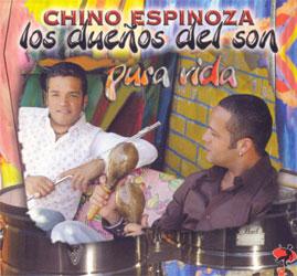 CD-Cover: Pura Vida