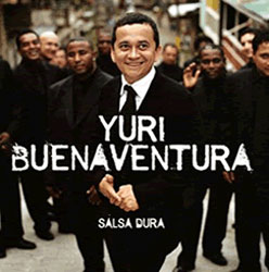 CD-Cover: Salsa Dura