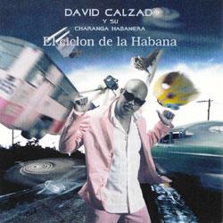 CD-Cover: El Ciclon De La Habana