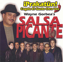 CD-Cover: Prakatun ... Cogele El Gusto Otra Vez