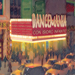 CD-Cover: Dance Mania