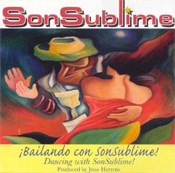CD-Cover: Bailando Con Son Sublime
