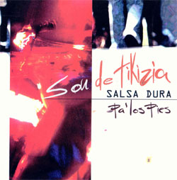 CD-Cover: Salsa Dura Pa Los Pies