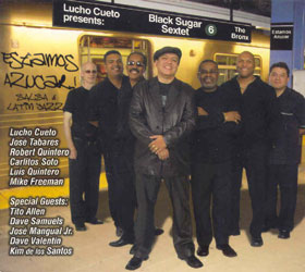 CD-Cover: Estamos Azucar