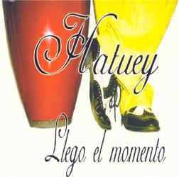 CD-Cover: Llego El Momento