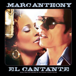 CD-Cover: El Cantante