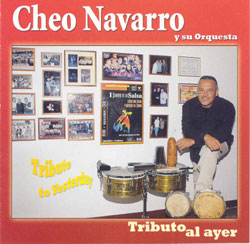 CD-Cover: Tributo Al Ayer