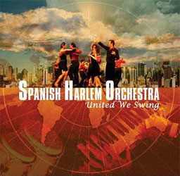 CD-Cover: United We Swing
