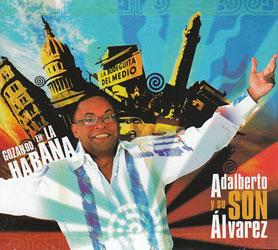 CD-Cover: Gozando En La Habana