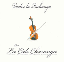 CD-Cover: Vuelve La Pachanga
