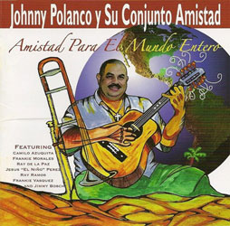 CD-Cover: Amistad Para El Mundo Entero