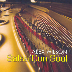 CD-Cover: Salsa Con Soul