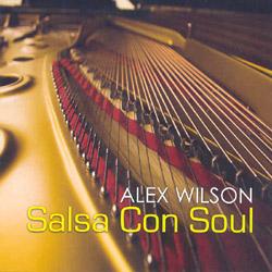 CD-Cover: Salsa Con Soul
