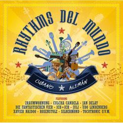 CD-Cover: Cubano Aleman